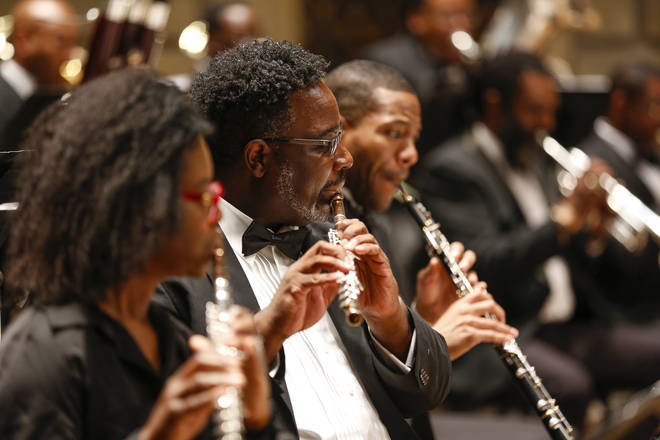Carnegie Hall will welcome an all-Black classical symphony orchestra for first time ever