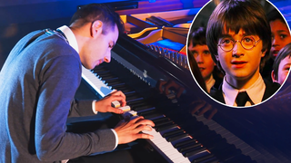 Pianist plays virtuosic Harry Potter medley, and it's utterly magical