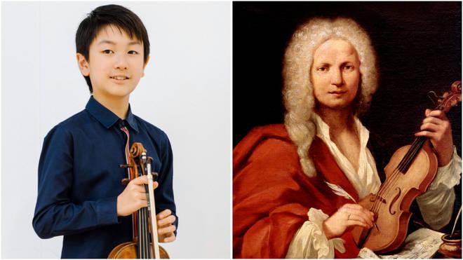 Christian Li and Antonio Vivaldi