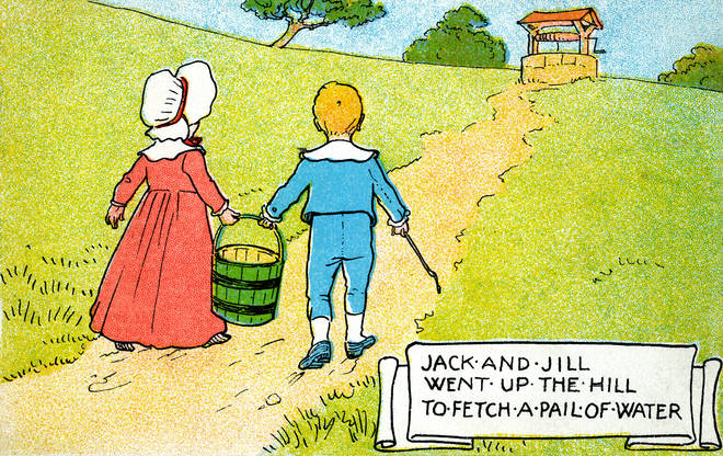 What are the origins of 'Jack & Jill'?