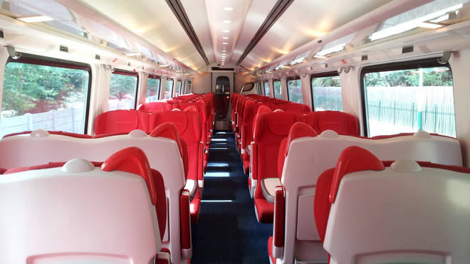 11,304 items are lost every year on East Midlands Trains