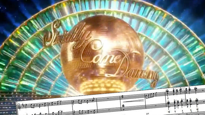 Strictly Come Dancing theme tune