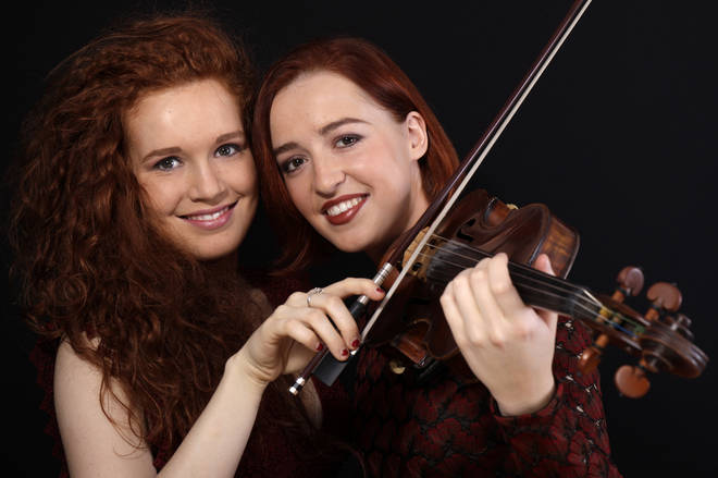 String duo Camille and Julie Berthollet to make their Classic FM Live debut