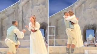 San Francisco Opera's 'Tosca' features surprise marriage proposal finale