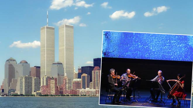 World Trade Centre and Kronos Quartet