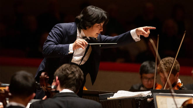 Japanese conductor Kazuki Yamada will become the first non-European to lead the CBSO.