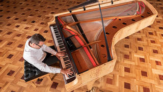 Stuart & Sons piano is first-ever to have 108 keys