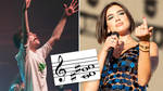 Jacob Collier and Dua Lipa use microtones in their music