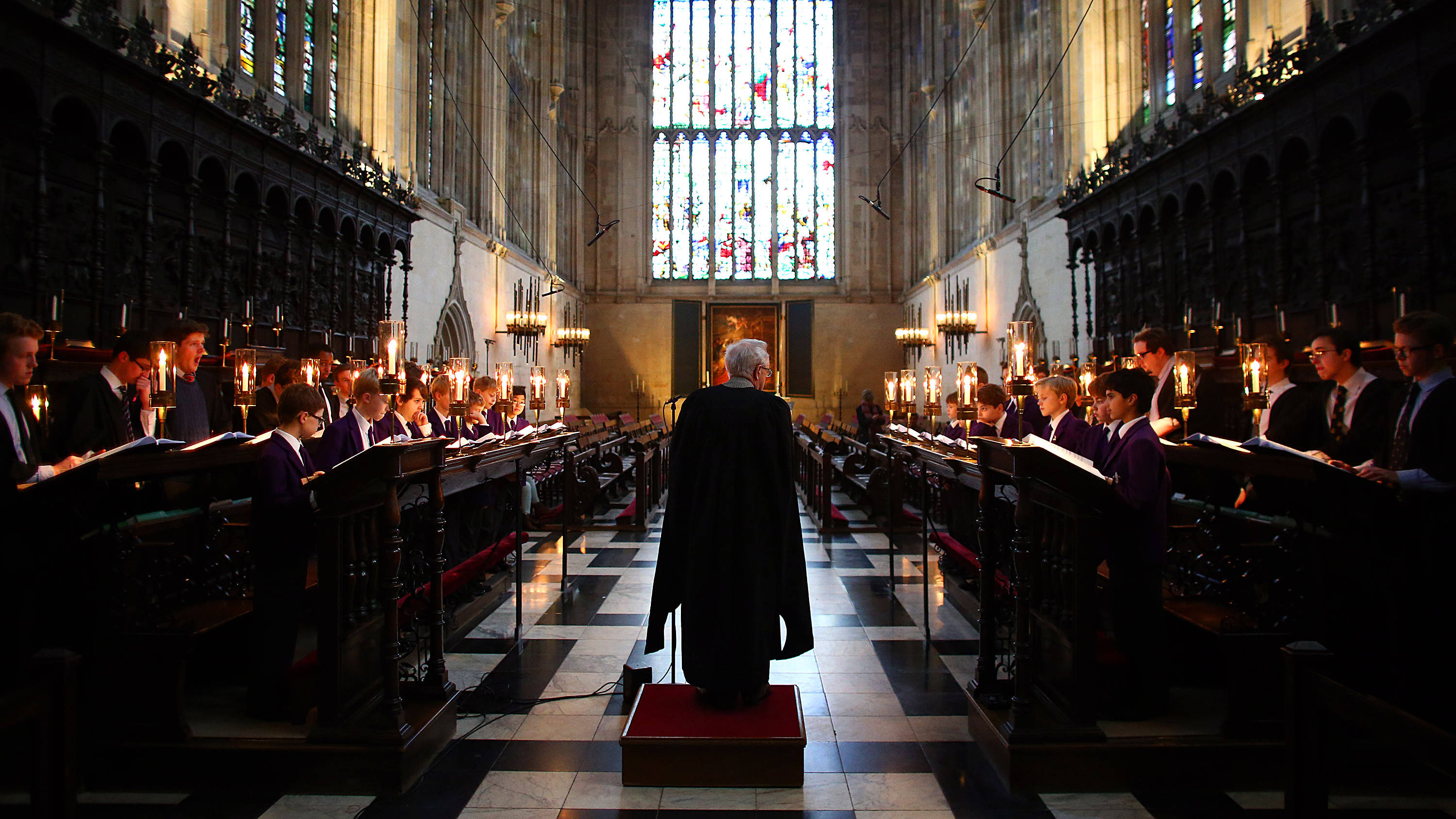 Kings College Christmas Broadcast 2020 Where To Listen King's College Choir – members, songs and the famous festival of