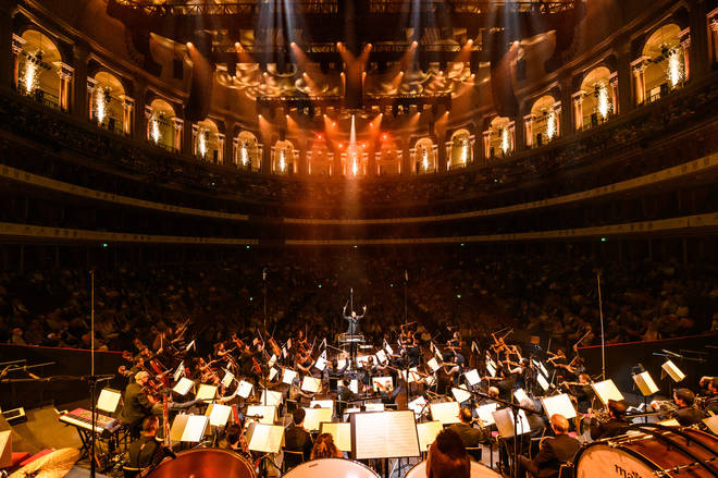 Spectacular classical music returns to the Royal Albert Hall once more...