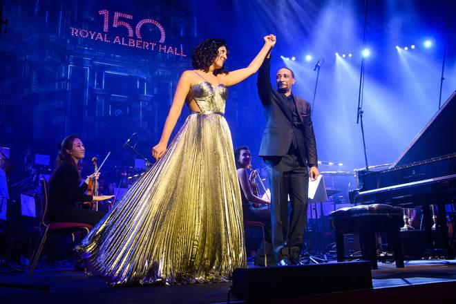 Rapturous applause for Alexandra Dariescu and Rachmaninov