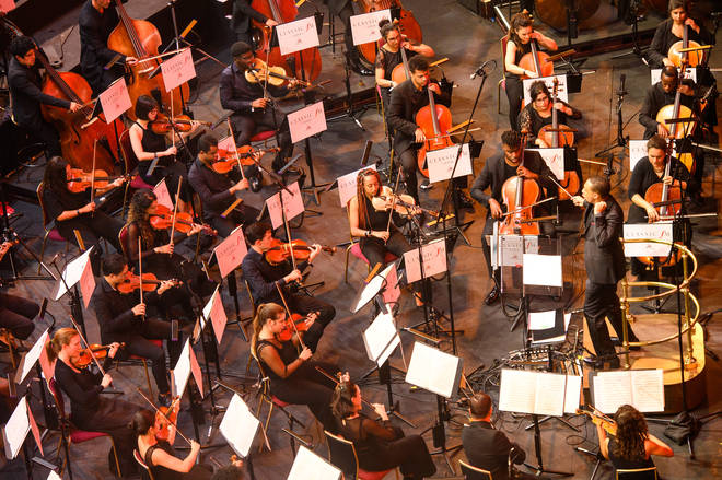 Grieg's sublime 'Morning Mood' from the Chineke! Orchestra