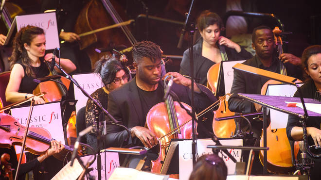 Chineke! is Europe's first professional orchestra made up of majority Black and ethnically diverse players