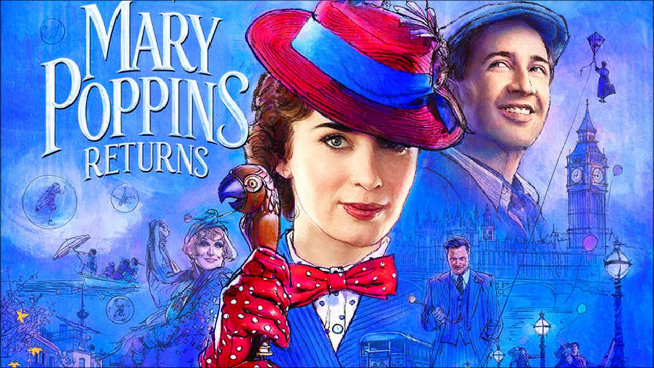 Mary Poppins Returns Music from the Motion Picture Soundtrack