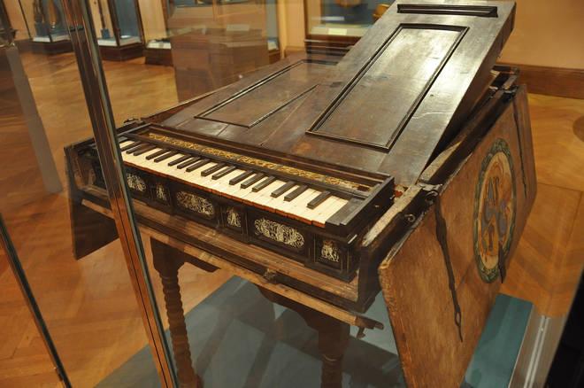 Sammlung alter Musikinstrumente, Kunsthistorisches Museum - Vienna, Austria