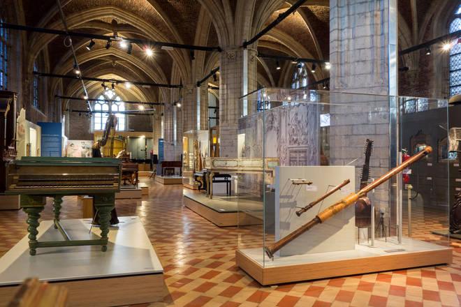 Vleeshuis Museum - Antwerp, Belgium