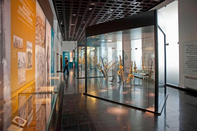 Musical Instrument Museum - Brussels, Belgium