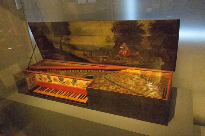 Musikinstrumenten-Museum der Universität Leipzig - Leipzig, Germany