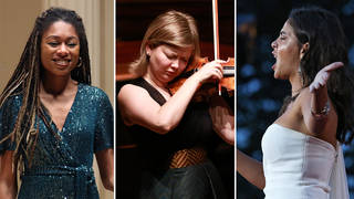 Isata Kanneh-Mason will co-host The Gramophone Awards 2021, with winners including Alina Ibragimova and Fatma Said