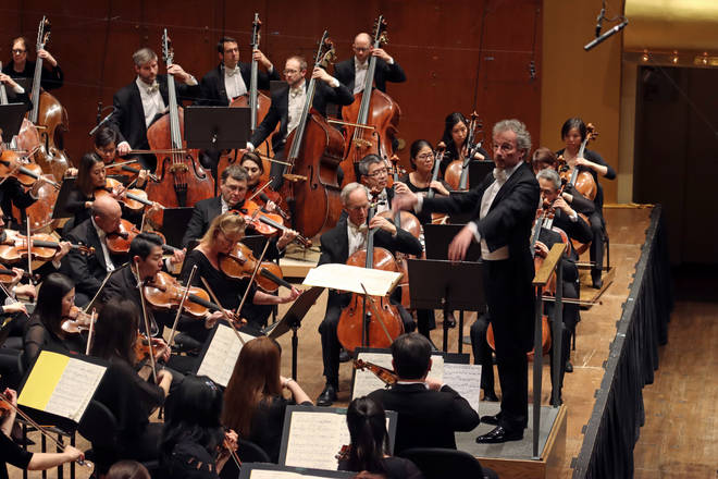 Could the New York Philharmonic be about to drop their white tie dress code?