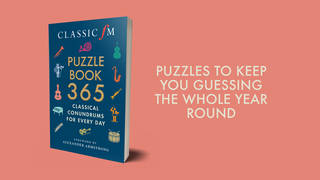 The Classic FM Puzzle Book 365 is now available to buy!