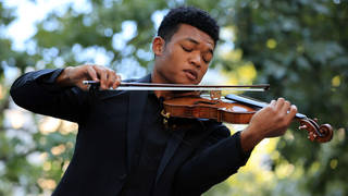 Randall Goosby chooses four brilliant Black classical composers