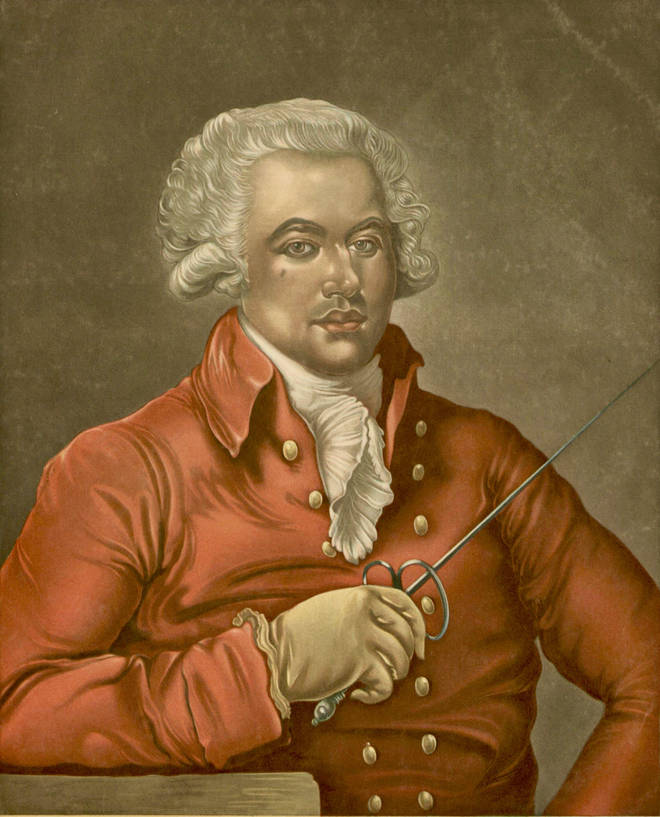 Joseph Boulogne, Chevailer de Saint-Georges