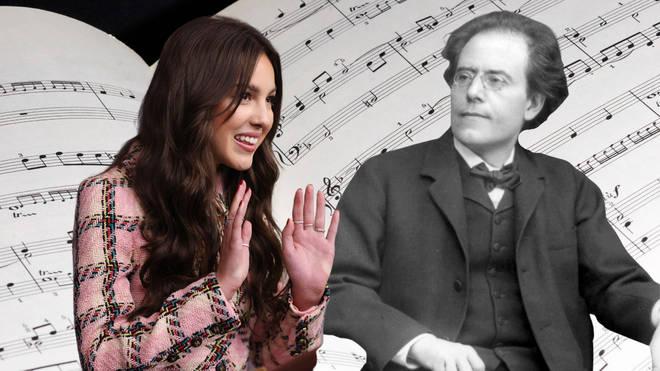 Olivia Rodrigo / Gustav Mahler