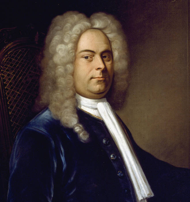 Handel was famous for borrowing from his own work, as well as other composers'