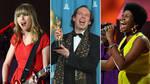 Taylor Swift, Hans Zimmer, Aretha Franklin