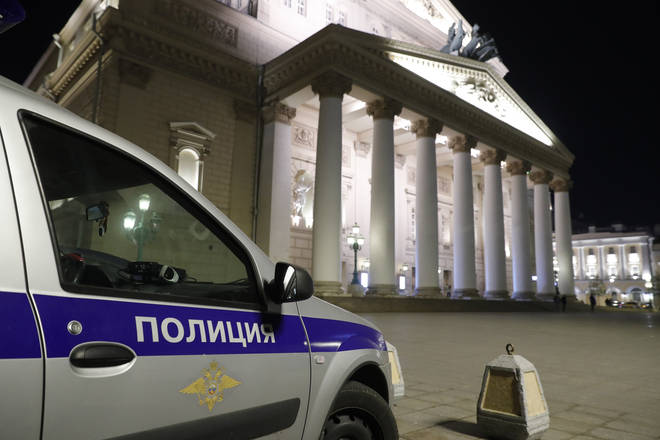 Actor Yevgeny Kulesh dies on stage at Moscow's Bolshoi Theatre