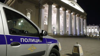 Actor Yevgeny Kulesh dies on stage at Moscow's Bolshoi Theater