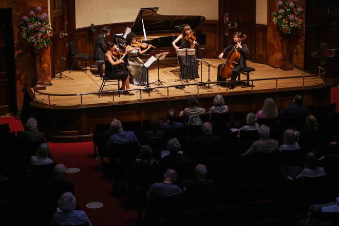 Wigmore Hall 120th Anniversary Concert