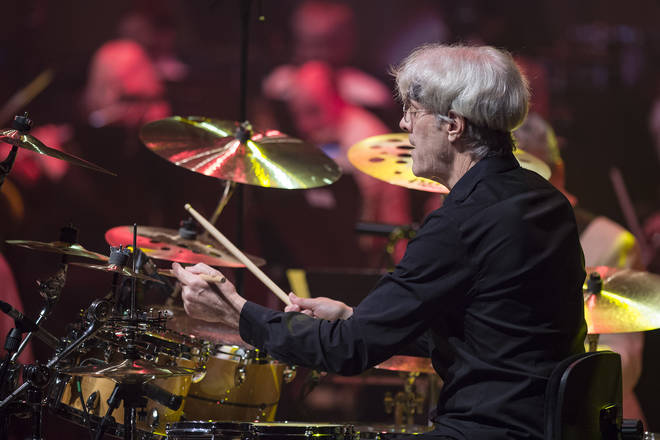 Stewart Copeland Lights Up the Orchestra At Royal Festival Hall