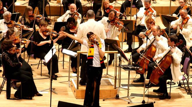 The Hallé Orchestra Plays Football - Bridgewater Hall, Manchester