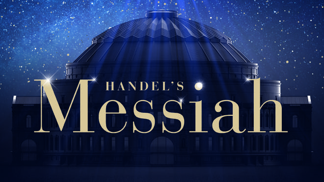 Handel's Messiah at the Royal Albert Hall