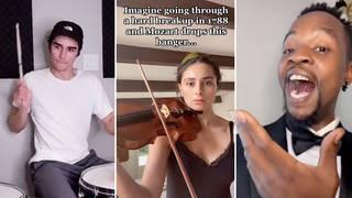 The classical music TikTok stars