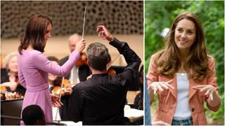 Kate Middleton's musical history