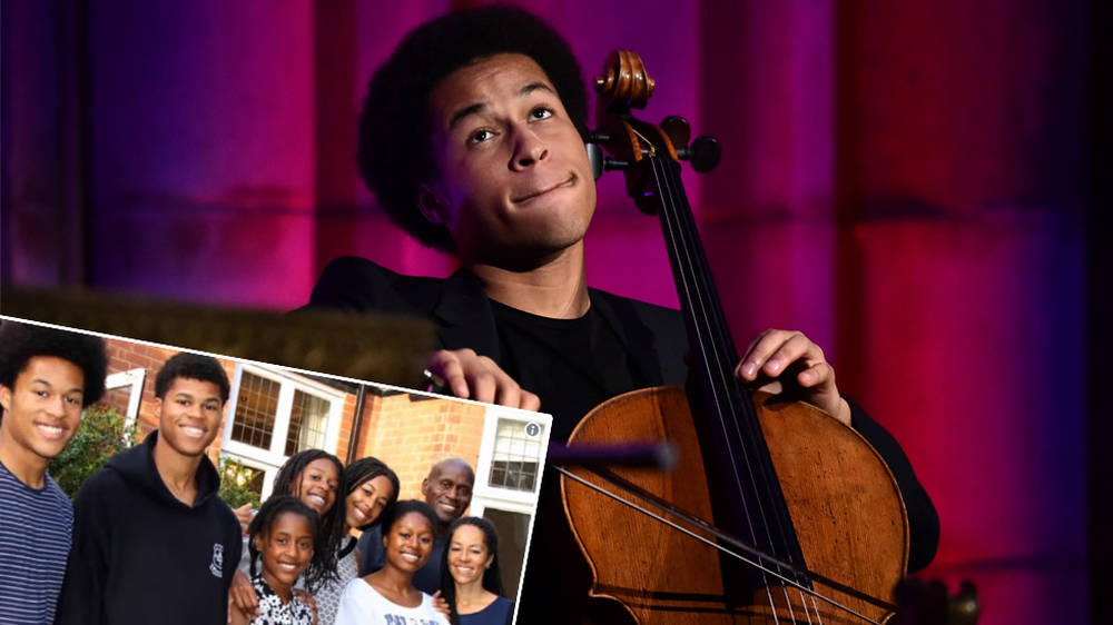 Sheku Kanneh-Mason's family: everything you need to know about the Kanneh-Masons