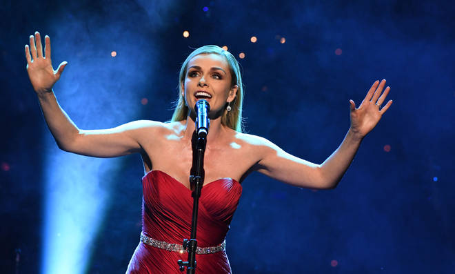 Katherine Jenkins at The London Palladium