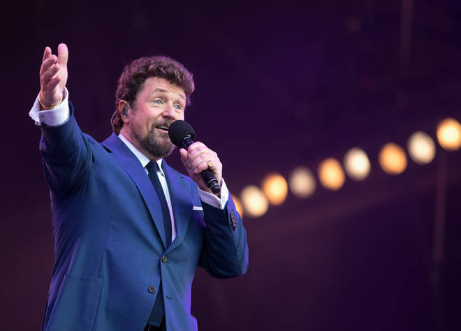 Michael Ball at Hyde Park