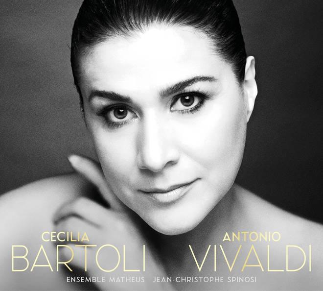 Cecilia Bartoli, 'Antonio Vivaldi' album cover