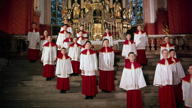'The Legend of Silent Night' 1968 Vienna Boys Choir