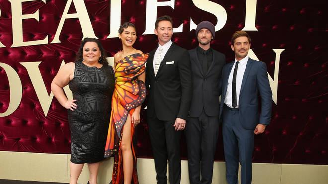The Greatest Showman Australian Premiere - Arrivals