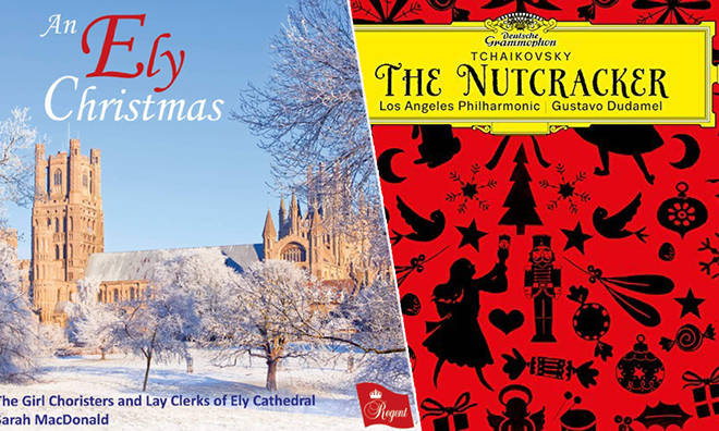 New Releases: The Nutcracker – LA Philharmonic & Gustavo Dudamel, An Ely Christmas – The Girl Choristers & Lay Clerks