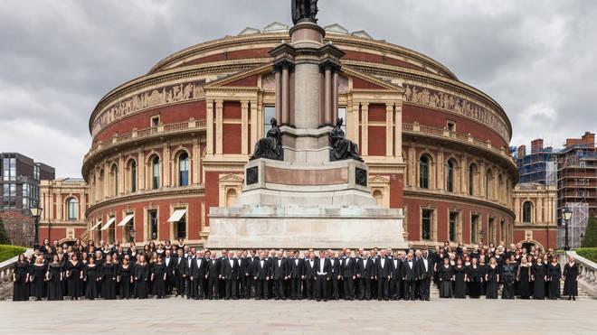 Handel's Messiah at the Royal Albert Hall