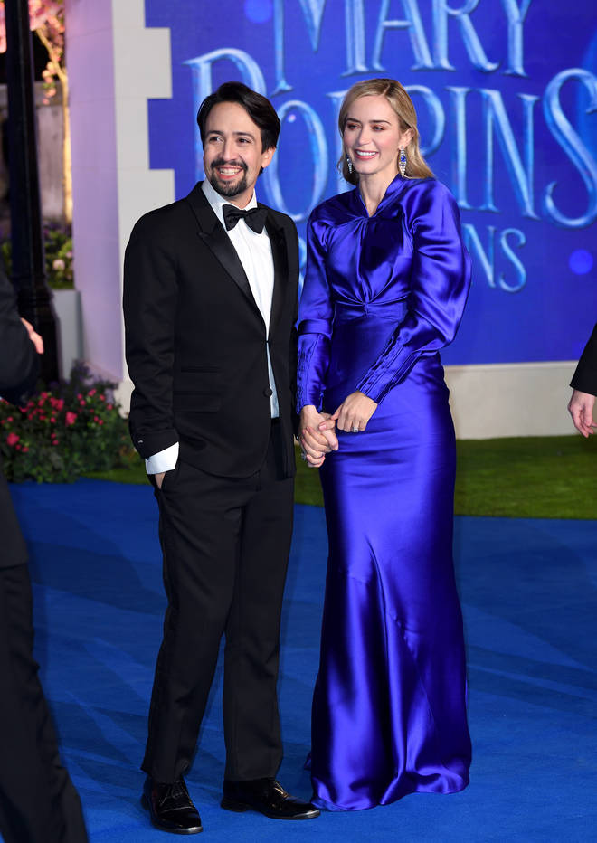 'Mary Poppins Returns' European Premiere - Red Carpet Arrivals