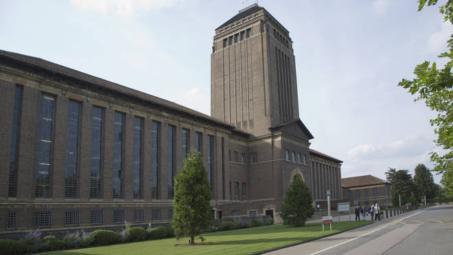 Cambridge University Library, where the carol was rediscovered