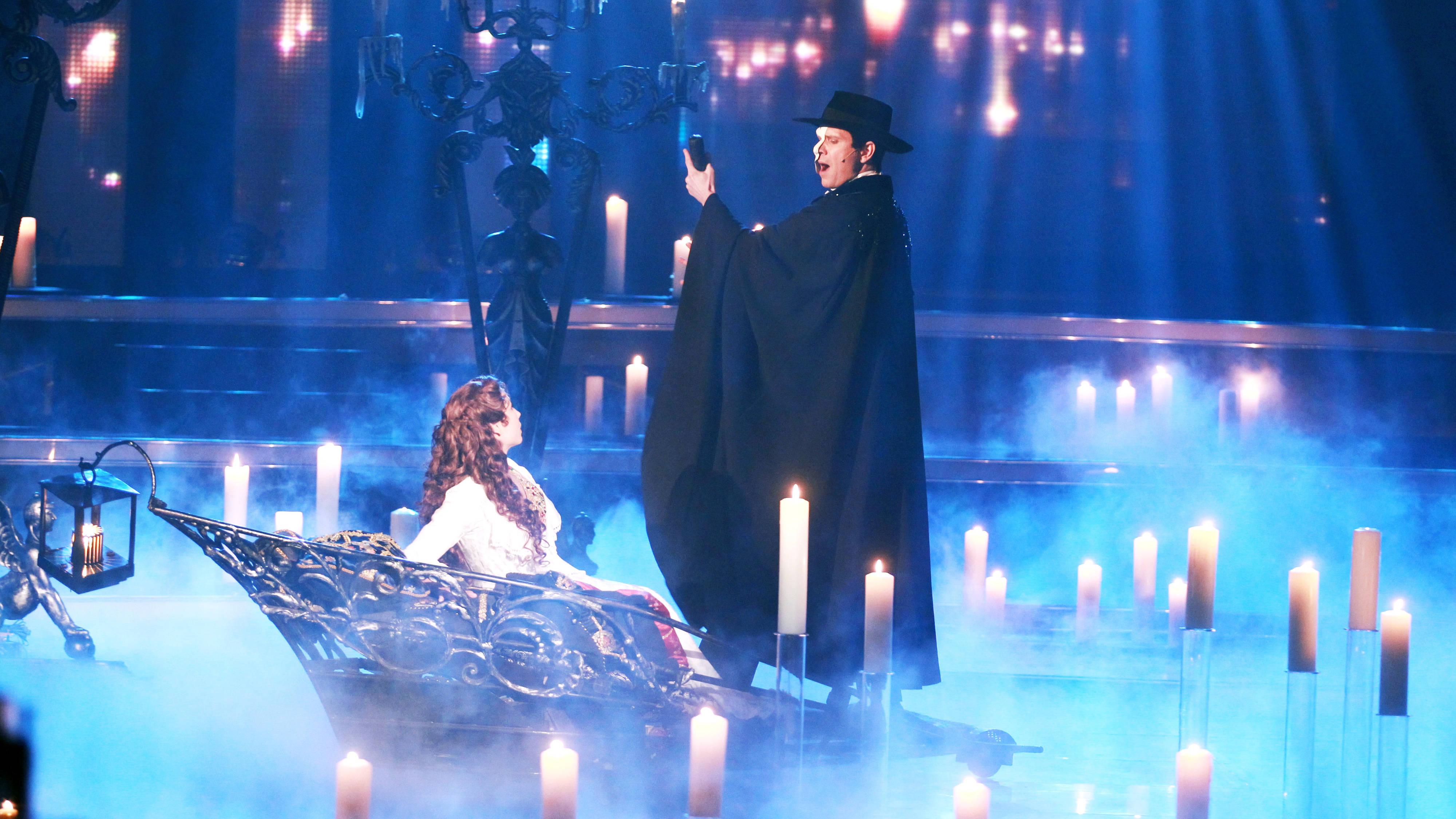 Phantom of the Opera cast, lyrics and famous songs   Classic FM