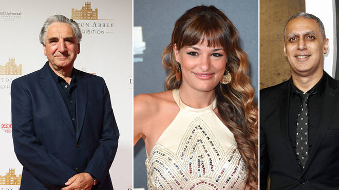 Jim Carter, Nicola Benedetti and Nitin Sawhney are recognised in the New Year Honours 2019 list